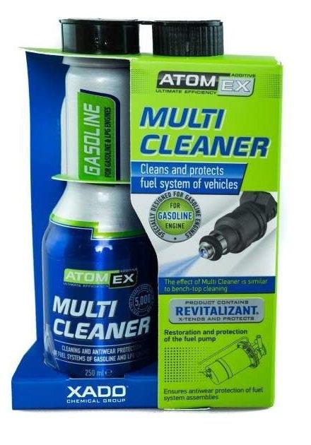 XADO ATOMEX Multi Cleaner бензин 0.225L