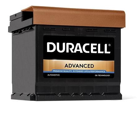 Акумулатор DURACELL ADVANCED DA 44
