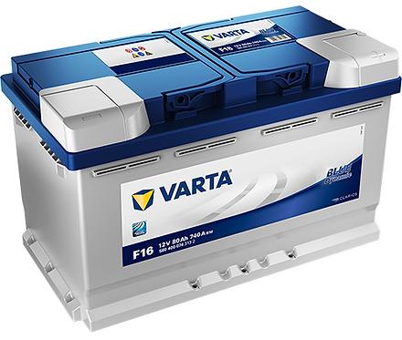 Акумулатор VARTA Blue Dynamic 580 400 074