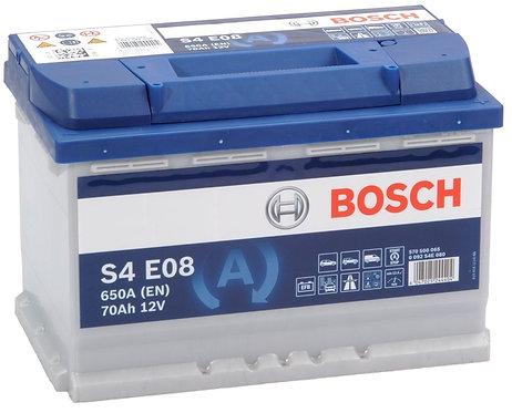 Акумулатор BOSCH EFB S4 E08