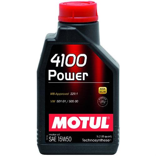MOTUL 4100 POWER 15W50 x1L