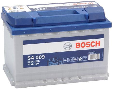Акумулатор BOSCH S4 009