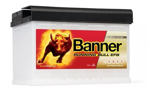 Акумулатор BANNER Running Bull EFB 570 11
