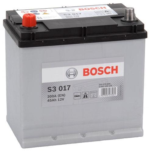Акумулатор BOSCH S3 017