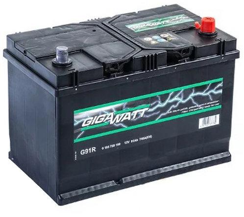 Акумулатор Gigawatt G91R