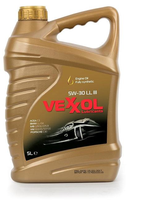 Vexxol 5W30 LL III x5L