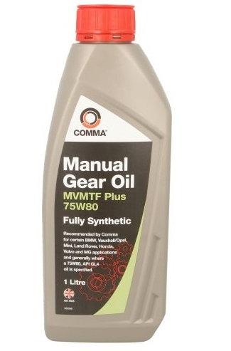 COMMA MVMTF PLUS 75W80 FS x1L