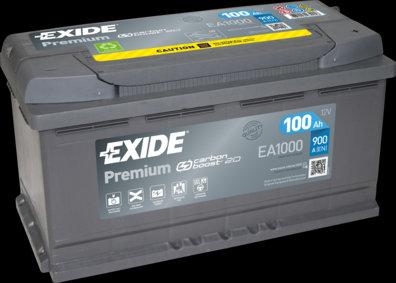Акумулатор EXIDE Premium *** EA1000