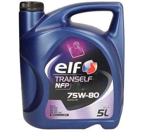 ELF TRANSELF NFP 75W80 x5L