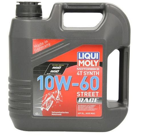 LIQUI MOLY RACE 10W60 x4L