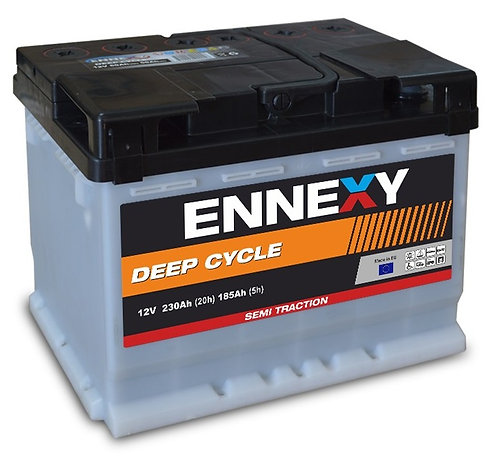 Акумулатор ENNEXY DEEP CYCLE 230Ah