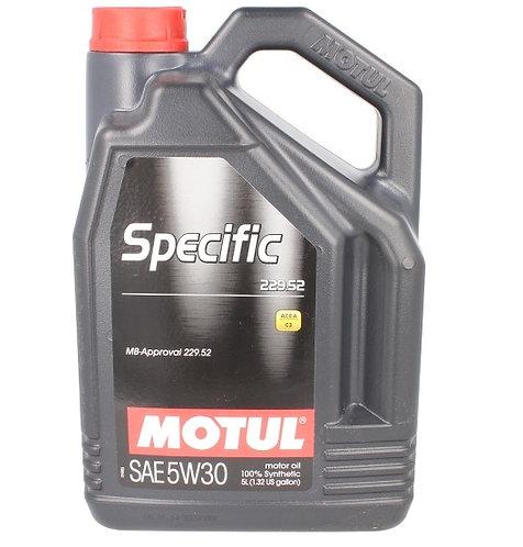 MOTUL SPECIFIC 229.52 5W30 x5L