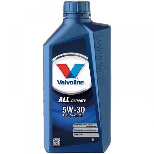 VALVOLINE ALL CLIMATE 5W30 x1L