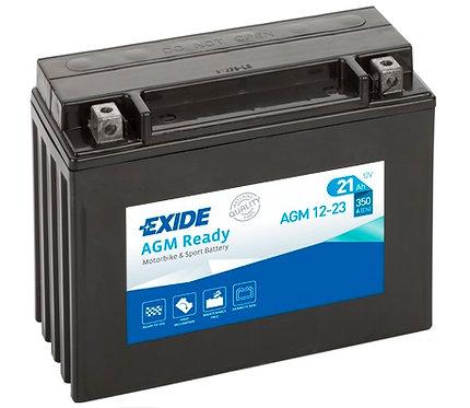 Акумулатор EXIDE Maintenance Free AGM 12-23