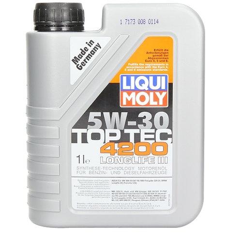 LIQUI MOLY TOP TEC 4200 5W30 x1L