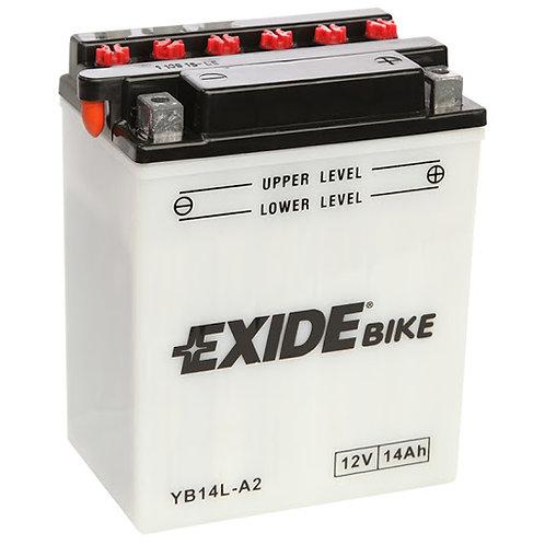 Акумулатор EXIDE Conventional EB14L-A2 YB14L-A2