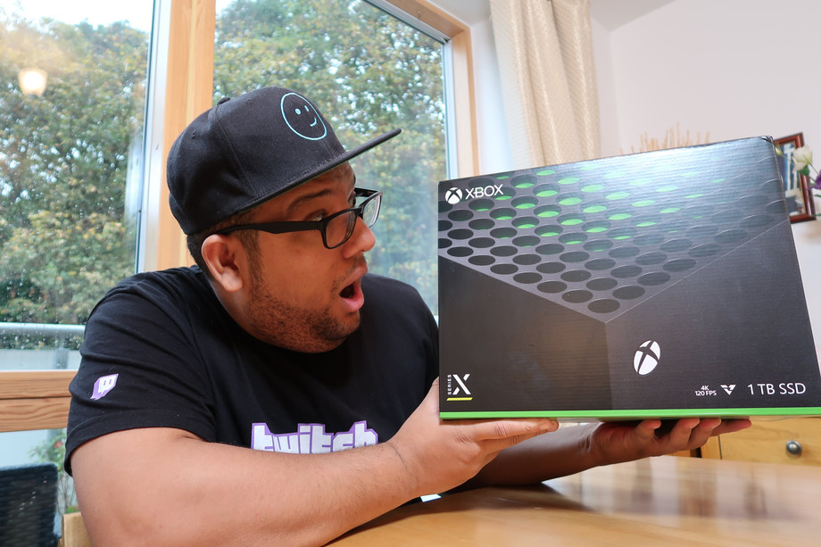 MXAM CEO MCFixer received an Xbox Series X! Everything you need to know!