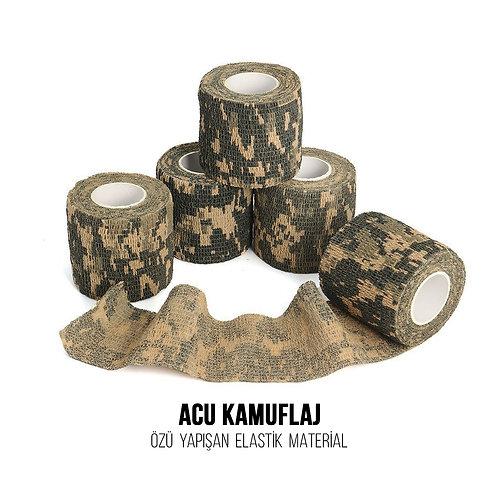 Камуфляжная лента самоклеящаяся | ACU Camo
