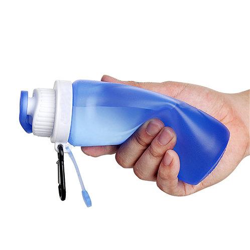 Складная силиконовая бутылка | 320 мл