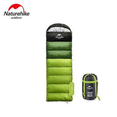 Спальный мешок Naturehike   U350 зеленый