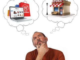 Где предпочитаетесовершатьпокупки: в интернет-магазинеили обычном?