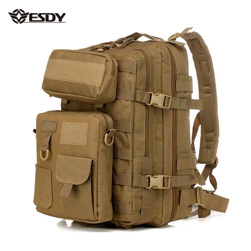 ESDY Тактический походный рюкзак 40L | Хаки