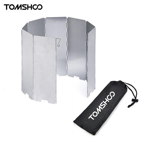 Складной ветрозащитный экран TOMSHOO