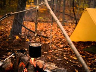 6 причин отправиться в кемпинг осенью