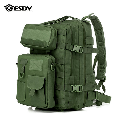 ESDY Тактический походный рюкзак 40L | Олива