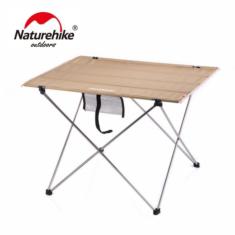 Ультралегкий раскладной стол от NATUREHIKE