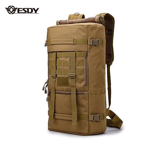 ESDY Тактический охотничий рюкзак QRIZZLY 60L | Хаки