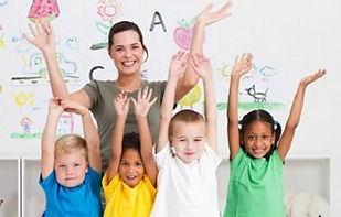 Teaching reading happy students