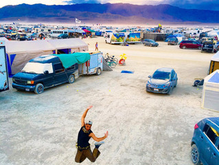 King Benjamin's Virgin Burner Blog: Why I Love Burning Man & Want to Help You Get There