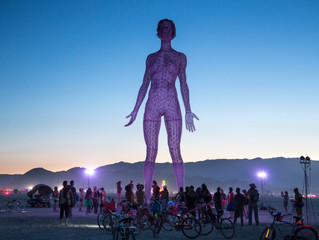 King Benjamin's Virgin Burner Blog | The 10 Principles of Burning Man: Decommodification & R
