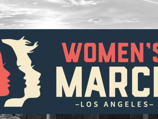 Chants from the Women's March: An Account of a Beautiful Day of Strength and Grace