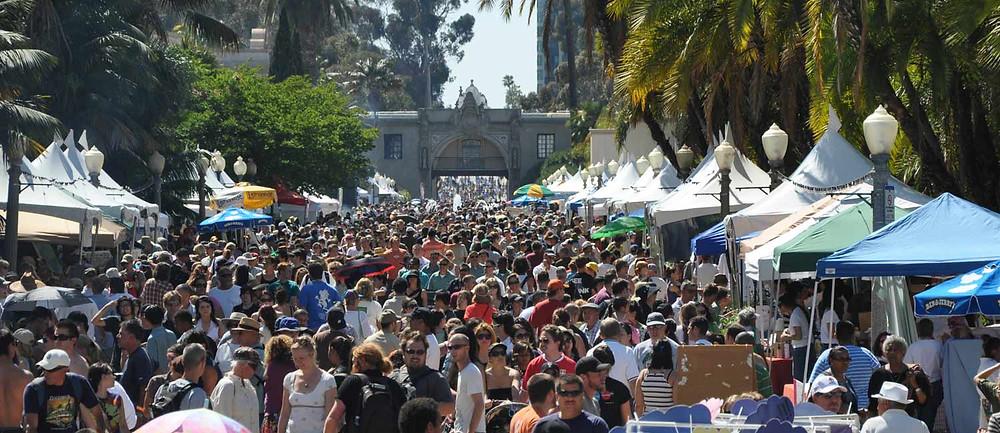 Earth Fair San Diego