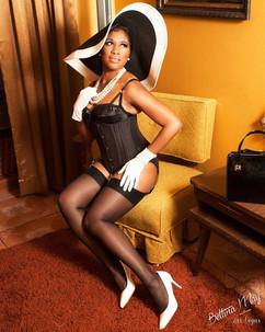 Candace Michelle by Bettina May