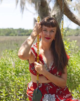 Bettina May in Swing