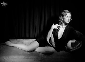 Bettina May by La Photographie