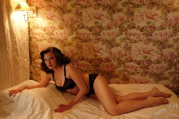 Bettina May in Goodnight Nice