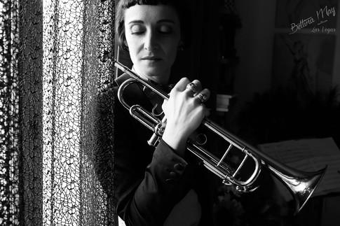 Dixie Ramone by Bettina May