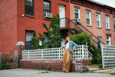 Bettina May by Ryan C. Jones
