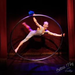 2 Ring Circus by Bettina May