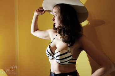 Bettina May in Disco Cowgirl