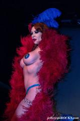 Ms Redd by Jeff Crespi