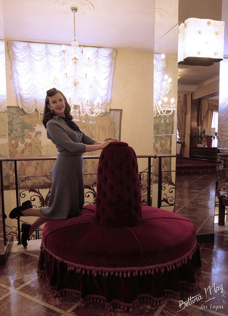 Bettina May in Roman Holiday