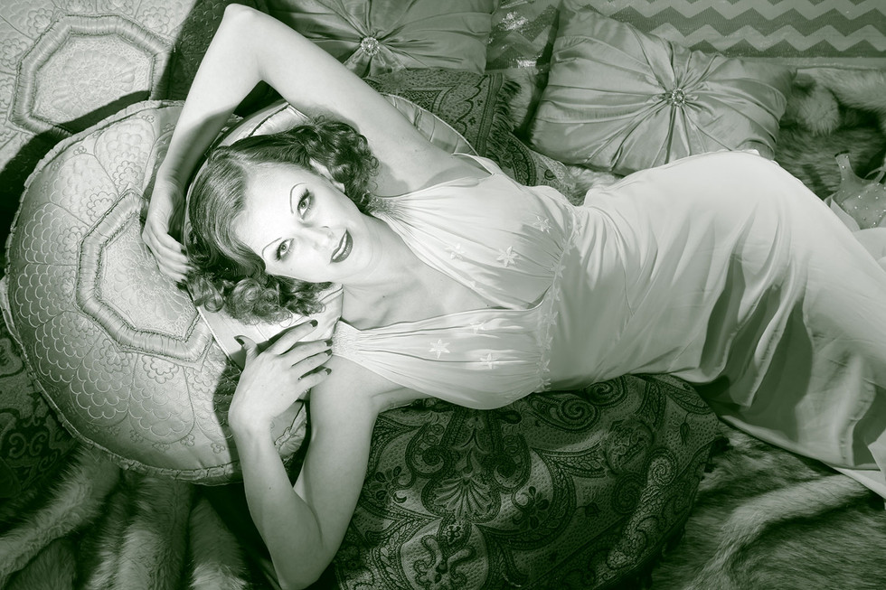 Bettina May by Neil Kendall