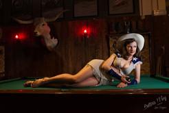 Bettina May in Pool Shark