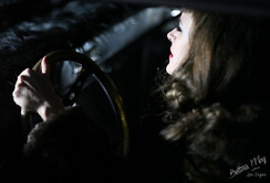 Bettina May in Night Rider