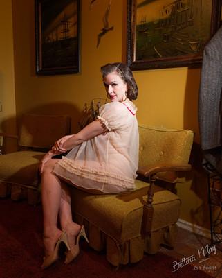 Bettina May in Office Girl